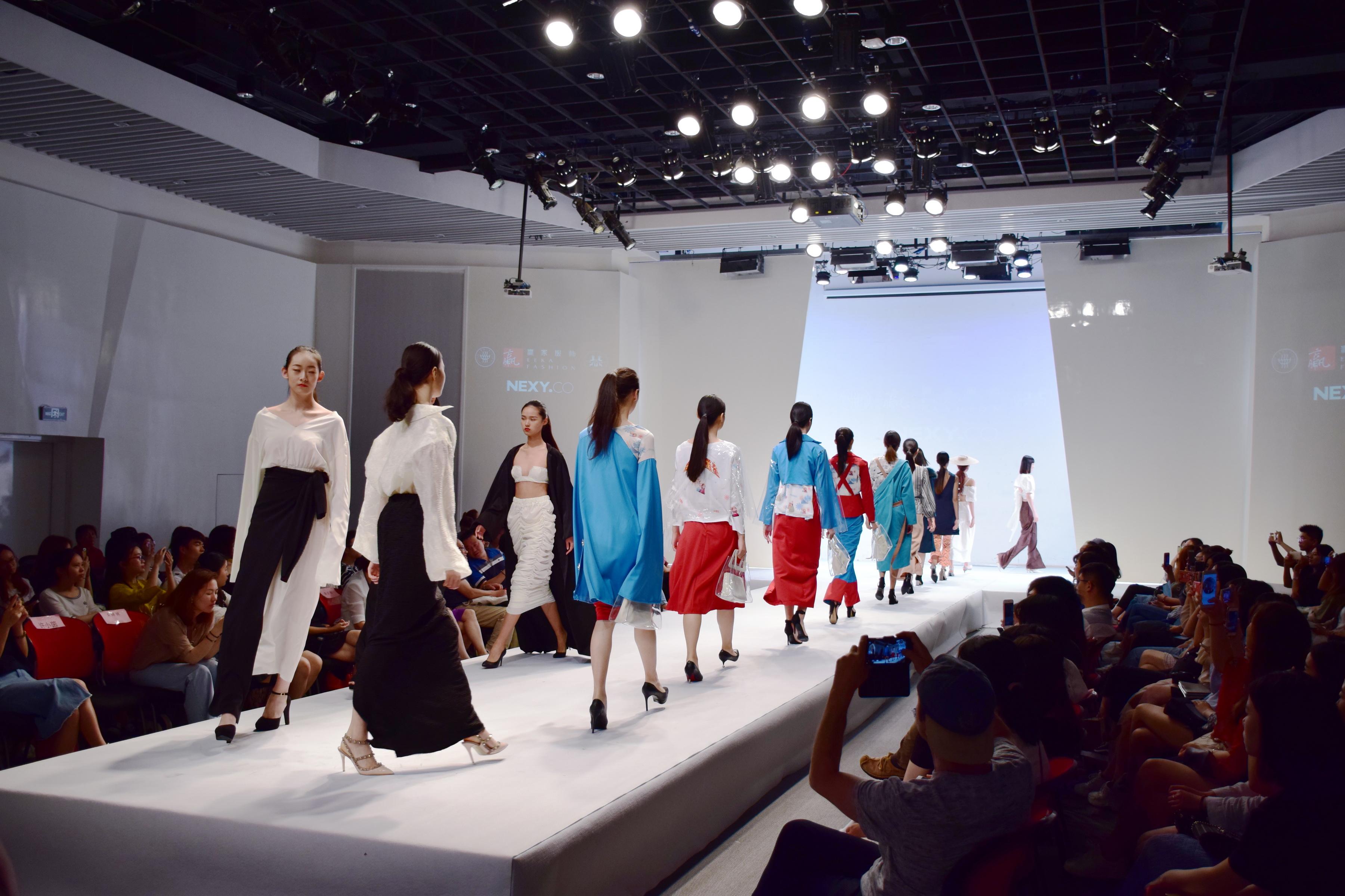 本次大赛是东华大学服装与艺术设计学院专门针对有设计师梦想和创立