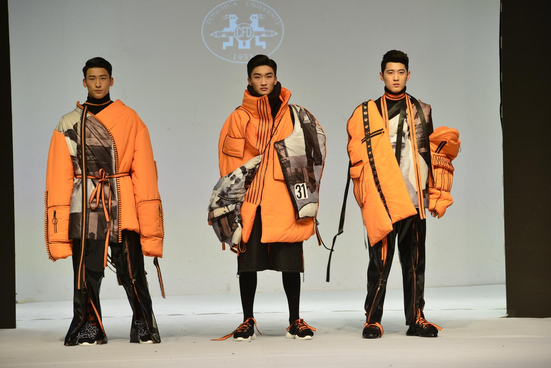 服装设计专业研究生们展现才华的平台,而培养人才,服务社会是东华大学